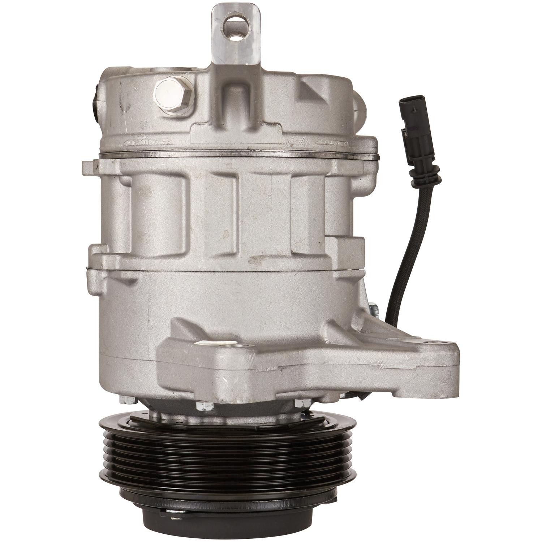 Chevrolet Equinox A/C Compressor Replacement (Four Seasons, Global