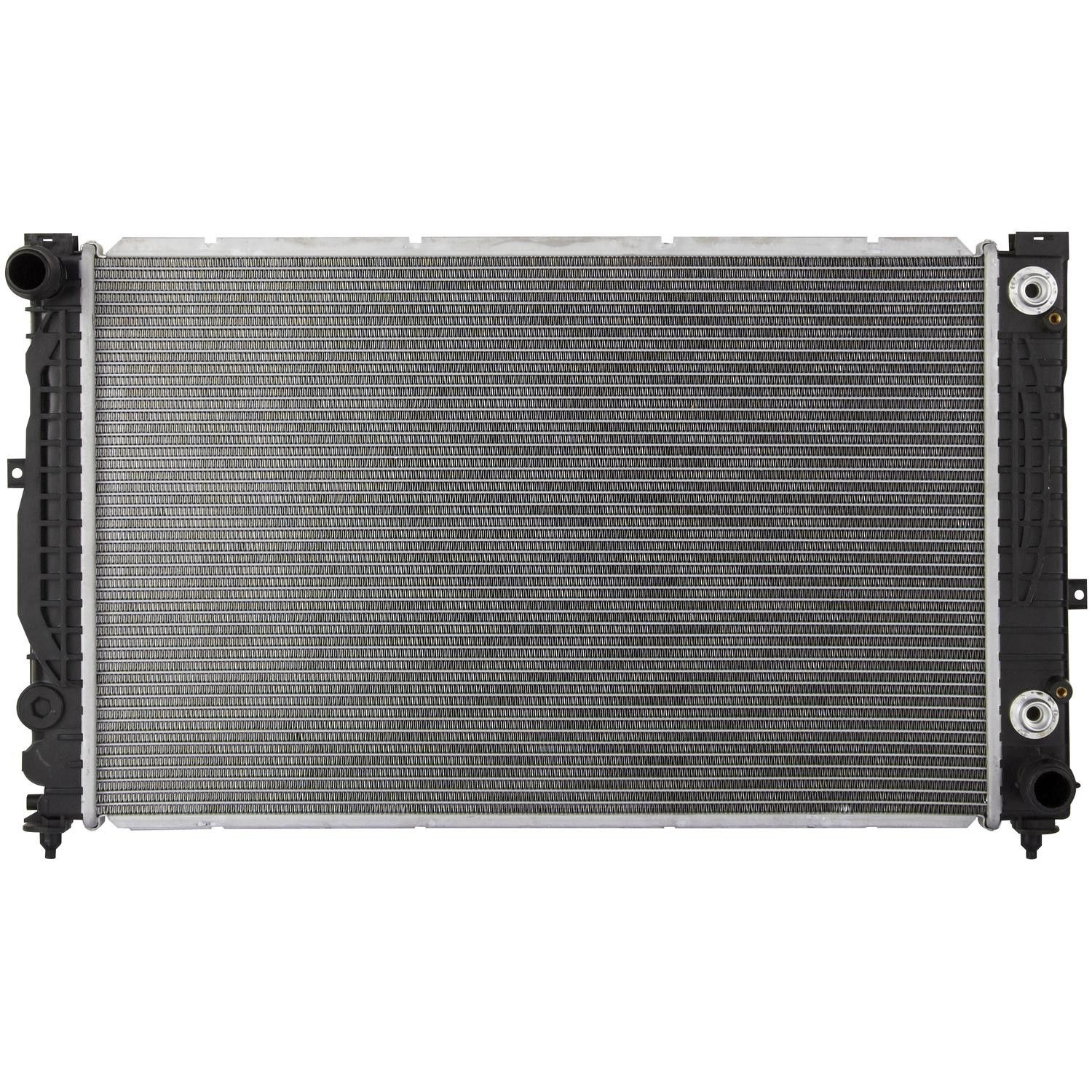 Audi S4 Radiator Replacement Apdi Behr Csf Denso 2005 Coolant System Diagram 2000 6 Cyl 27l Spectra Cu2648 15 11 16 In Core Width From Top To Bottom Tubes