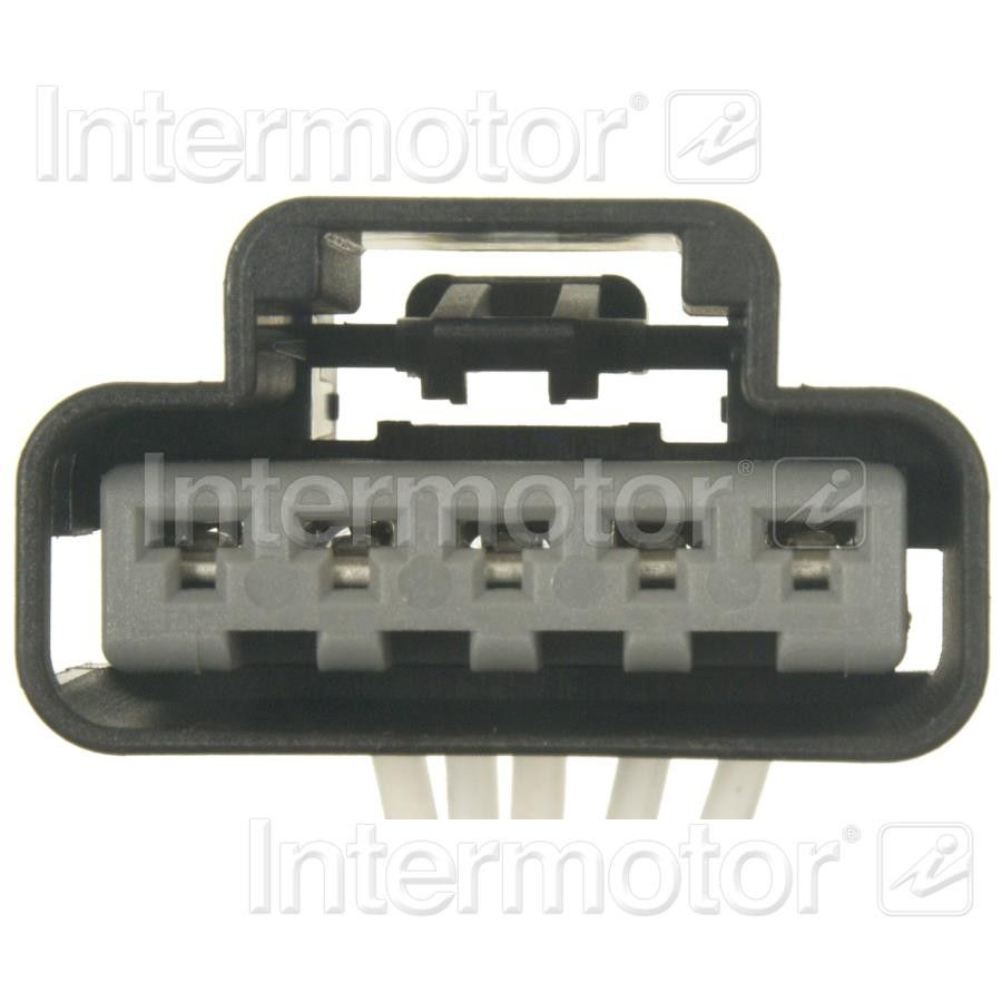 Chevrolet Tahoe Sunroof Wiring Harness Connector Replacement 2007 Standard Ignition S 1679 Black 5 Term Female