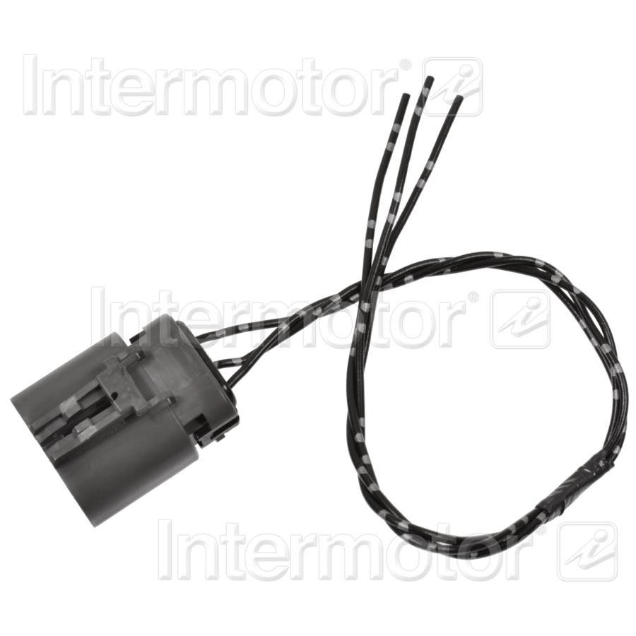 1985 Ford Mustang Throttle Position Sensor Connector 4 Cyl 2.3L (Standard  Ignition S-2104) Multiple Connectors Required Genuine Intermotor Quality .