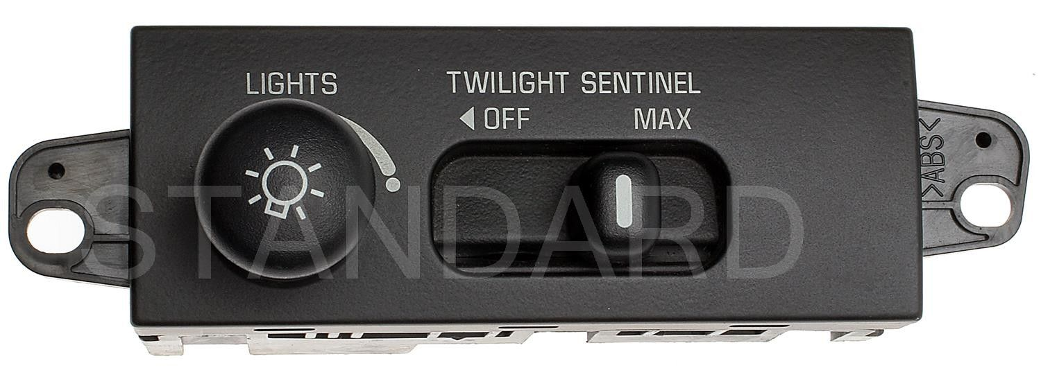 Buick Park Avenue Instrument Panel Dimmer Switch Replacement Lamp Control 1997 Standard Ignition Ds 717