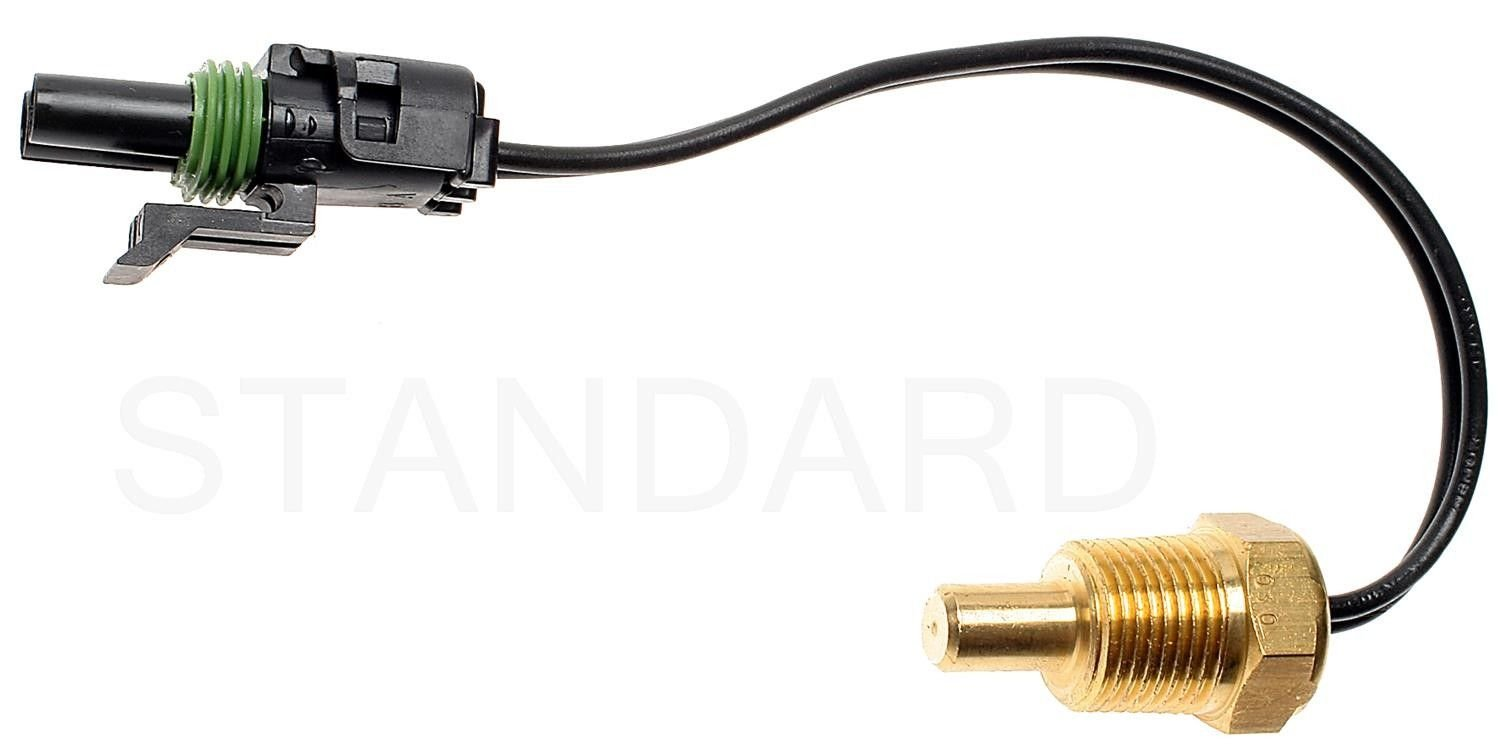 Jeep Wrangler Engine Coolant Temperature Sensor Replacement Delphi 1992 Temp Wiring Schematic 1989 4 Cyl 25l Standard Ignition Tx28