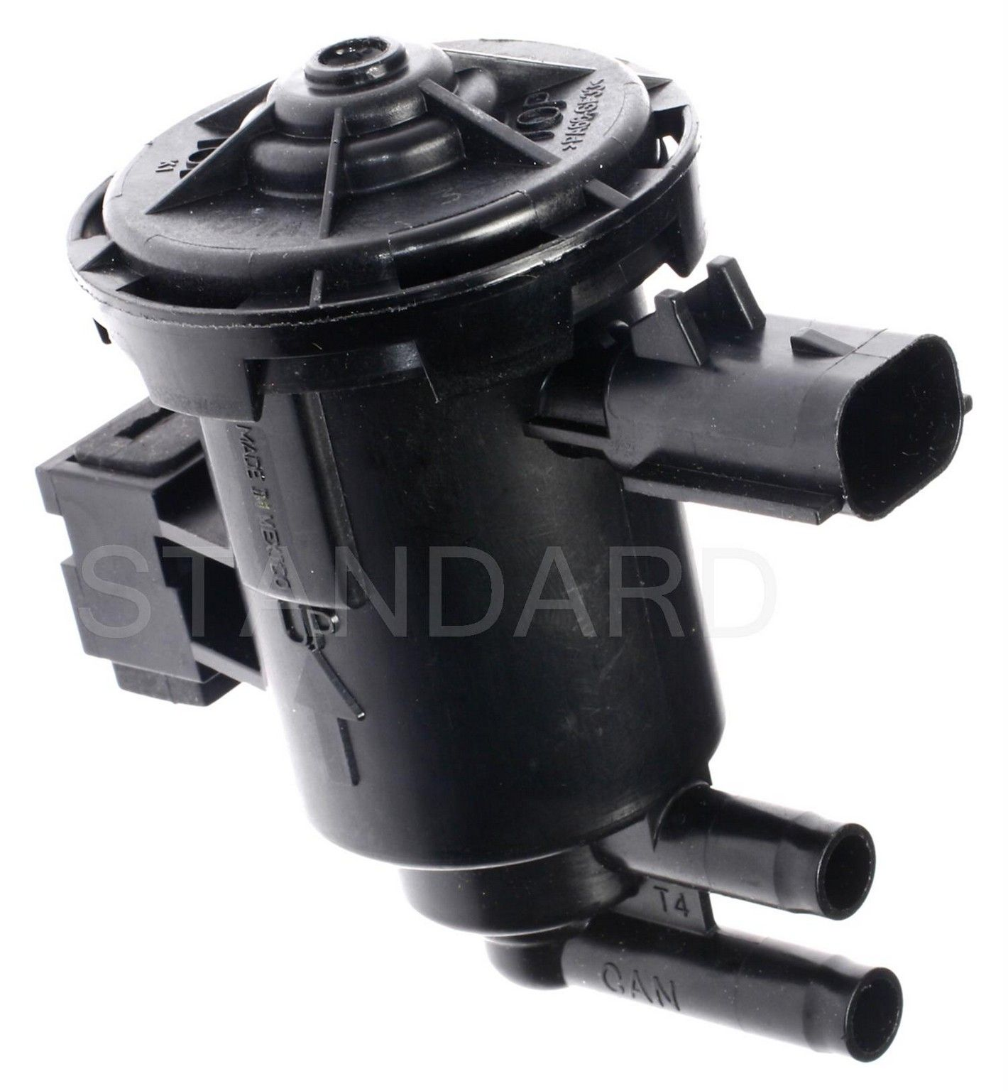 Vapor Canister Purge Solenoid Replacement (ACDelco, Delphi