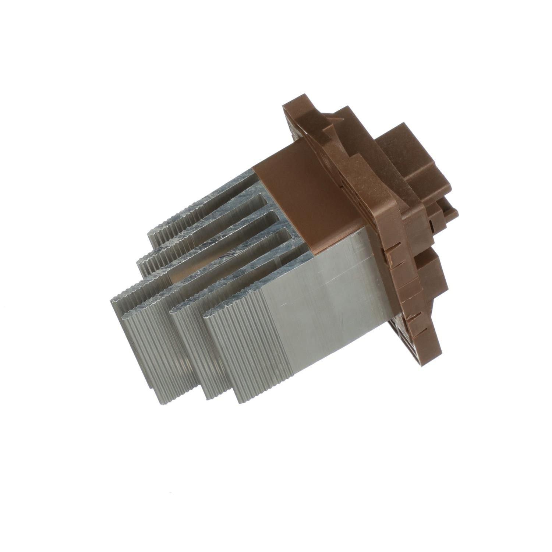 HVAC Blower Motor Resistor Front Standard RU-887