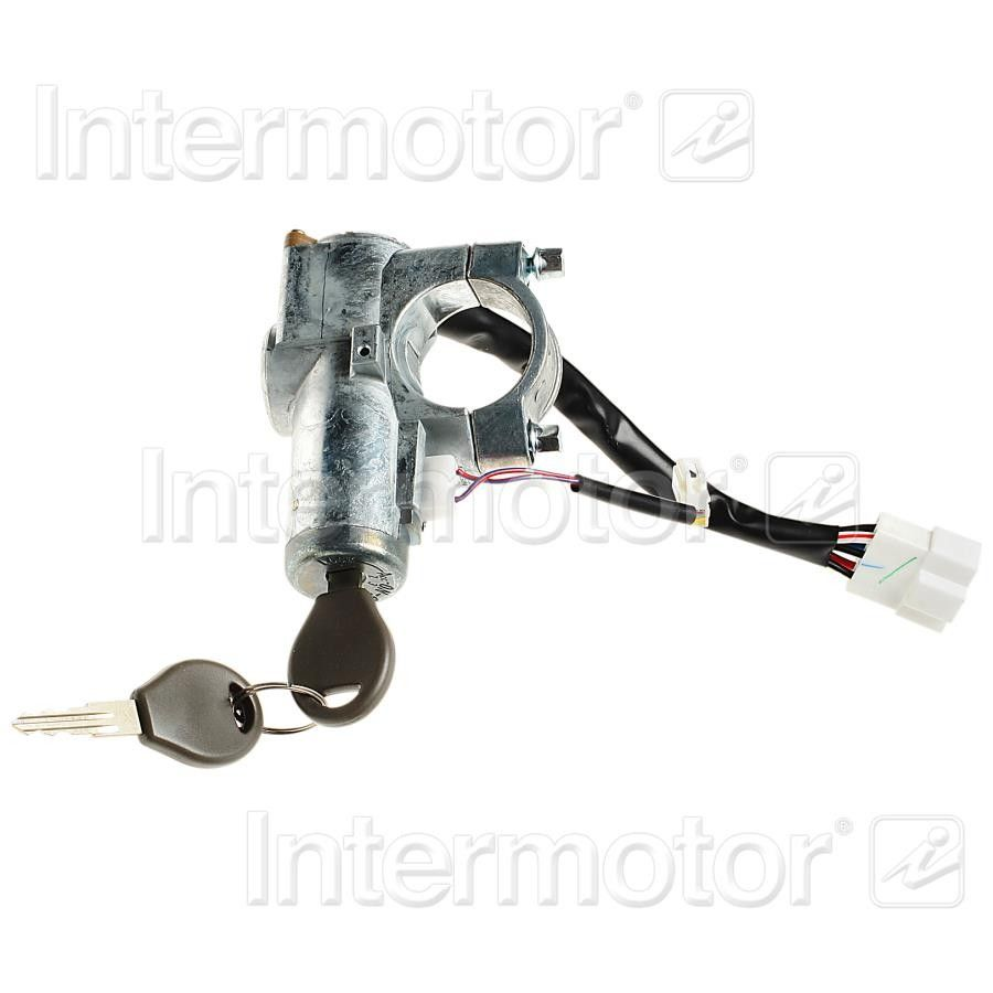 Nissan Maxima Ignition Lock And Cylinder Switch Replacement 1997 Quest Wiring Diagram 1998 Standard Us 530 Consult Your Service Manual For Anti Theft System Repair Instructions