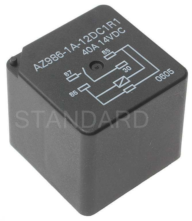 Cadillac DeVille Starter Relay Replacement (Standard