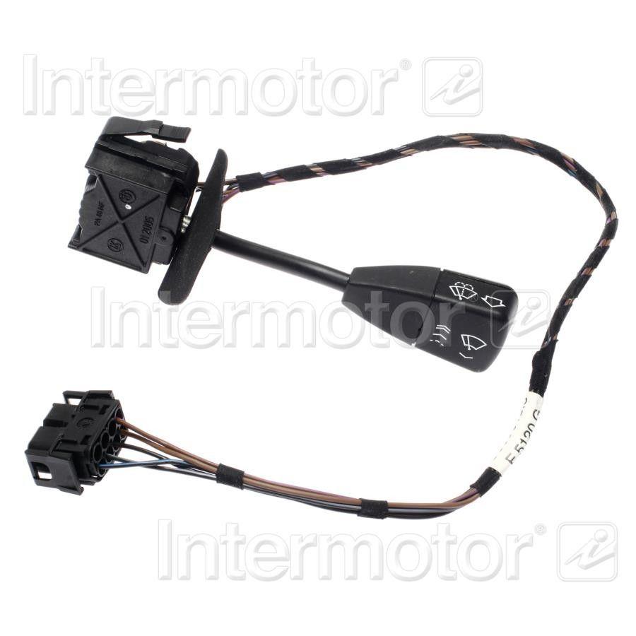 Bmw 325i Windshield Wiper Switch Replacement Genuine Original Ignition 1995 6 Cyl 25l Standard Wp 401 W O Headlight Washer To 1 95 Intermotor Quality