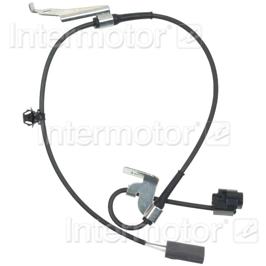 Mazda Rx 8 Abs Wheel Speed Sensor Wiring Harness Replacement 2009 Front Left Standard Ignition Als1210 Genuine Intermotor Quality