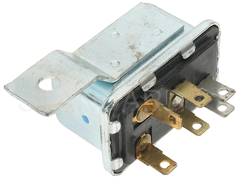 Dodge Caravan Starter Relay Replacement (Standard Ignition, True ...
