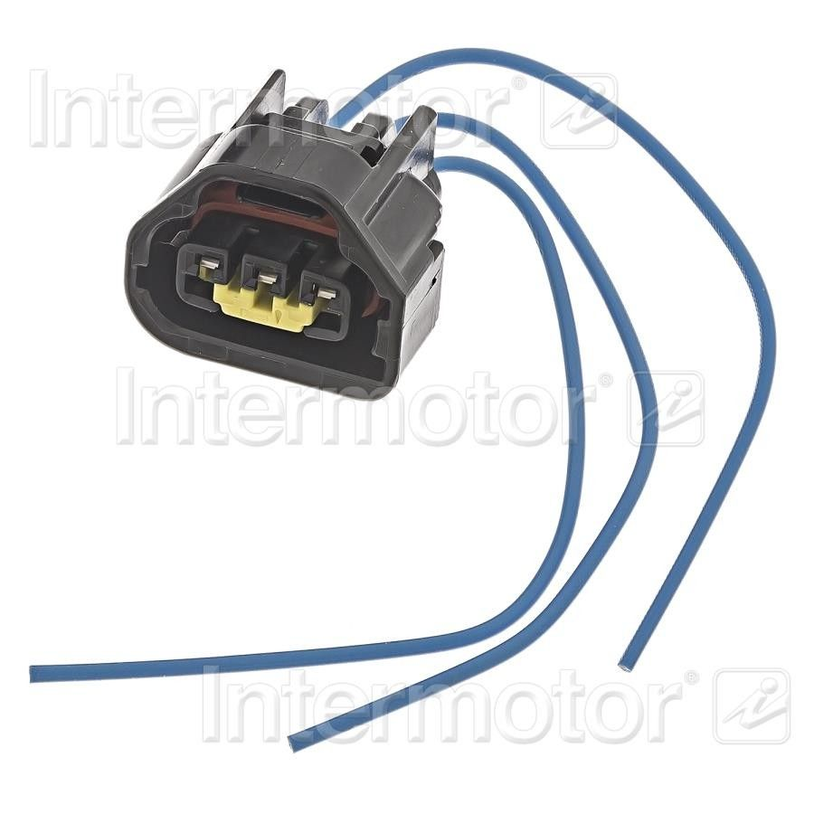 Mazda Protege Throttle Position Sensor Connector Replacement Wiring 1997 4 Cyl 18l Standard Ignition S 2088