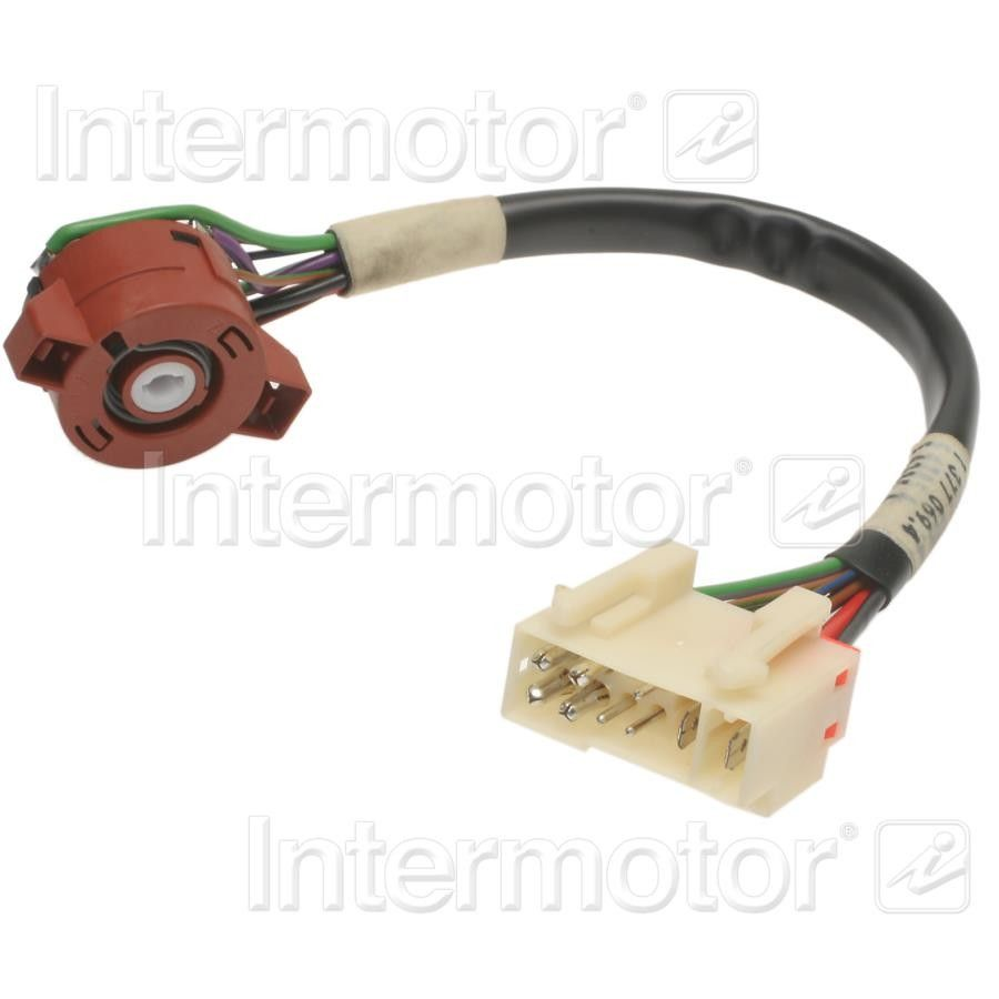 Bmw 325i Ignition Starter Switch Replacement Standard 1990 Us 786 With Air Bags Genuine Intermotor Quality