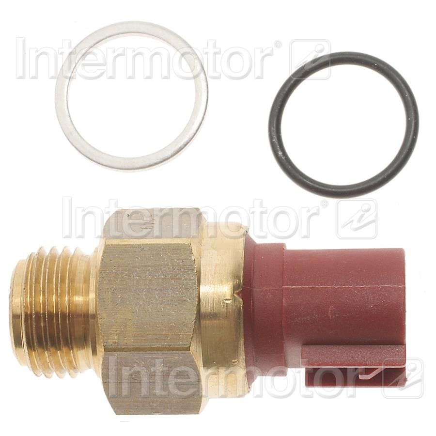 Engine Cooling Fan Switch Beck//Arnley 201-1611