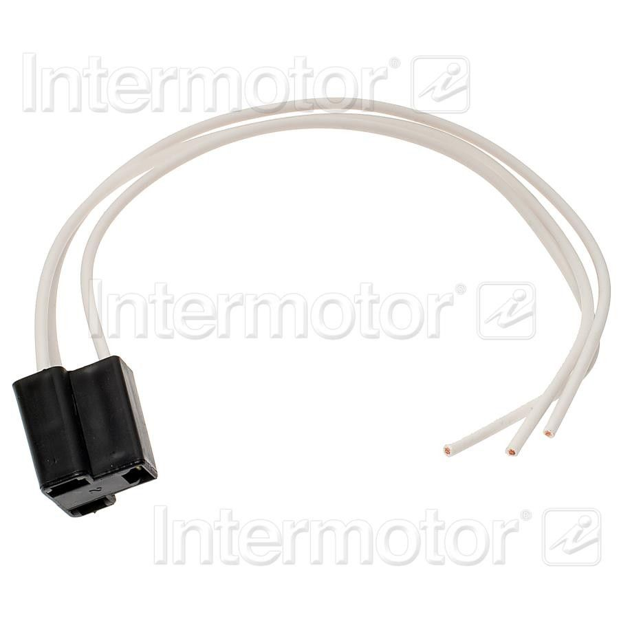 Chevrolet Impala Hvac Blower Motor Resistor Connector Replacement 2000 Silverado Wiring 1976 Standard Ignition S 732