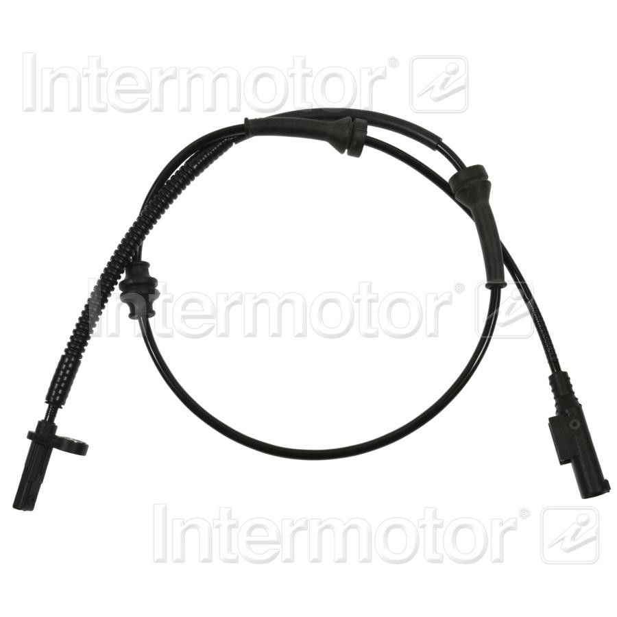 Fiat 500 Abs Wheel Speed Sensor Replacement Standard Ignition Go Wiring Harness 2012 Rear Left Als2298 Includes Genuine Intermotor Quality