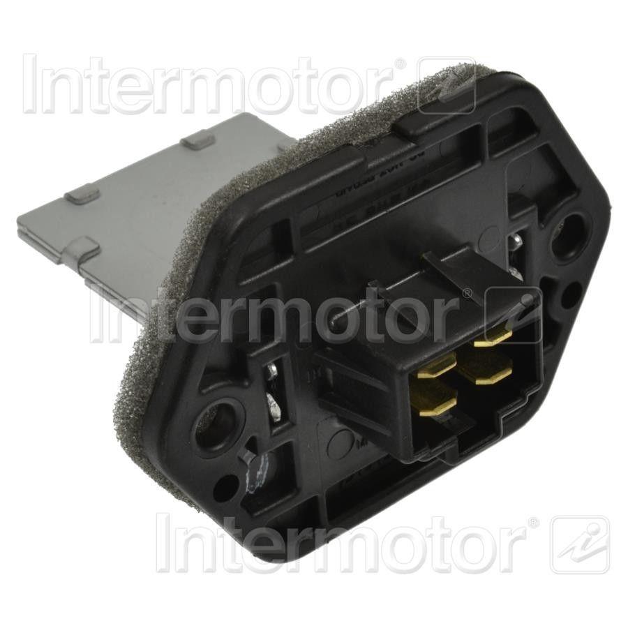 Kia Rondo Hvac Blower Motor Resistor Replacement Auto 7 Genuine Wiring Diagram 2007 Standard Ignition Ru 715 Intermotor Quality