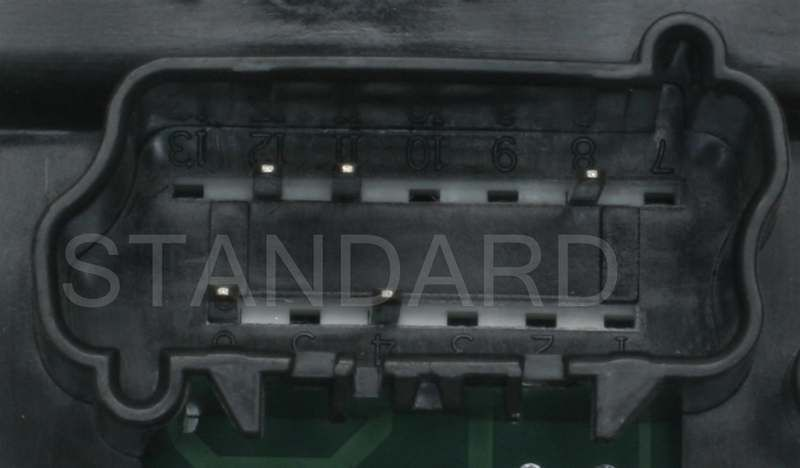 2005 Dodge Grand Caravan Headlight Switch Standard Ignition Hls 1164 W O Fog Lights Auto Headlights With Mirrors Tan