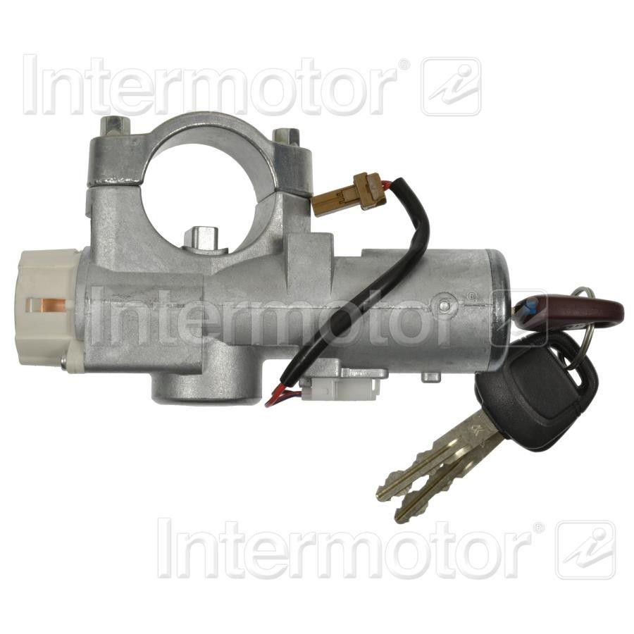 Nissan Maxima Ignition Lock And Cylinder Switch Replacement 1997 Quest Wiring Diagram 2000 Standard Us 804 Consult Your Service Manual For Anti Theft System Repair Instructions