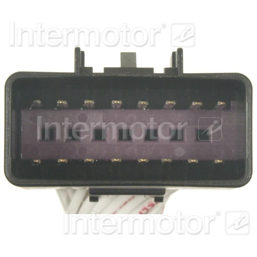 Gmc Envoy Xl Body Wiring Harness Connector Replacement Dorman Connectors 2005 Standard Ignition S 1248 Rectangular Shape Black And Purple 16 Term Male