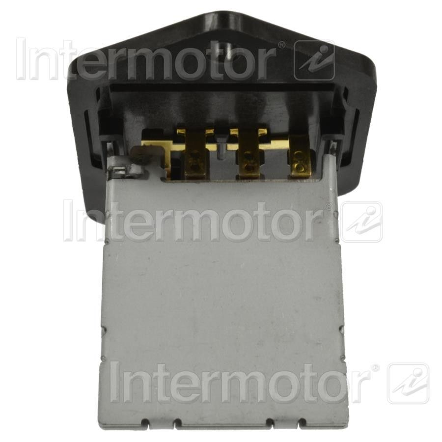 Hyundai Accent HVAC Blower Motor Resistor Replacement (Four