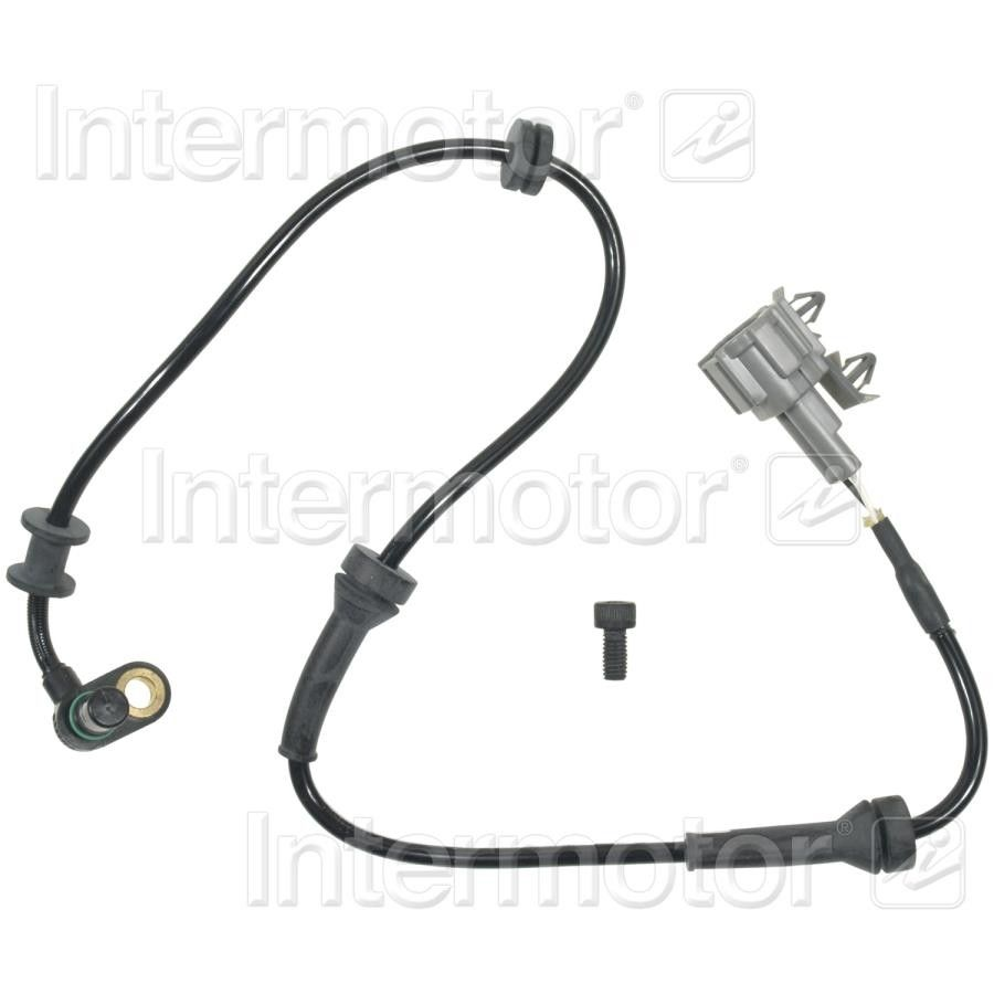 Nissan Xterra Abs Wheel Speed Sensor Replacement Beck Arnley Wire Harness For 2005 2011 Front Left Standard Ignition Als625 Includes Genuine Intermotor Quality