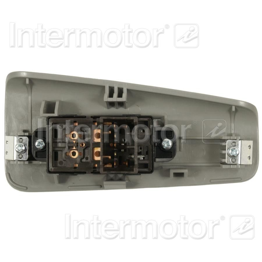 Kia Spectra Door Window Switch Replacement Standard Ignition Go 2005 Wiring 2008 Rear Left Dws 671 Gray Genuine Intermotor Quality