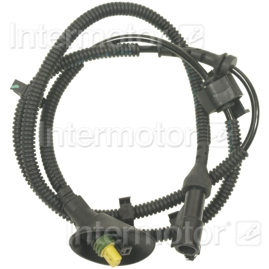 Lincoln Town Car Abs Wheel Speed Sensor Wiring Harness Replacement 2005 Front Right Standard Ignition Als513