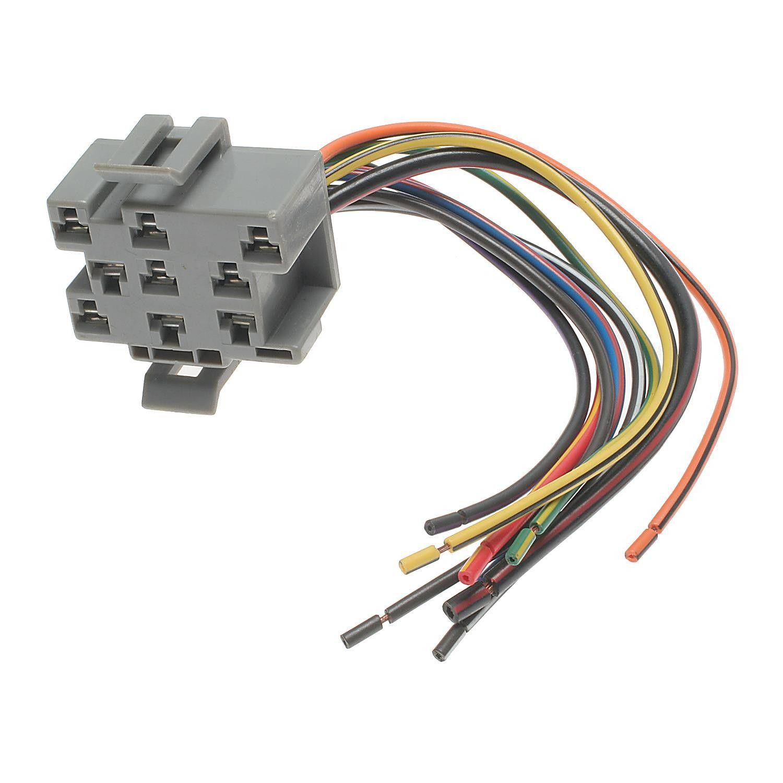 1984 Mercury Topaz Headlight Switch Connector (Standard Ignition HP3820)