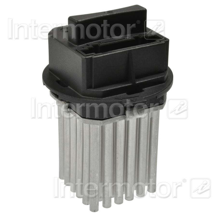 Volvo S80 HVAC Blower Motor Resistor Replacement (ACM, Behr