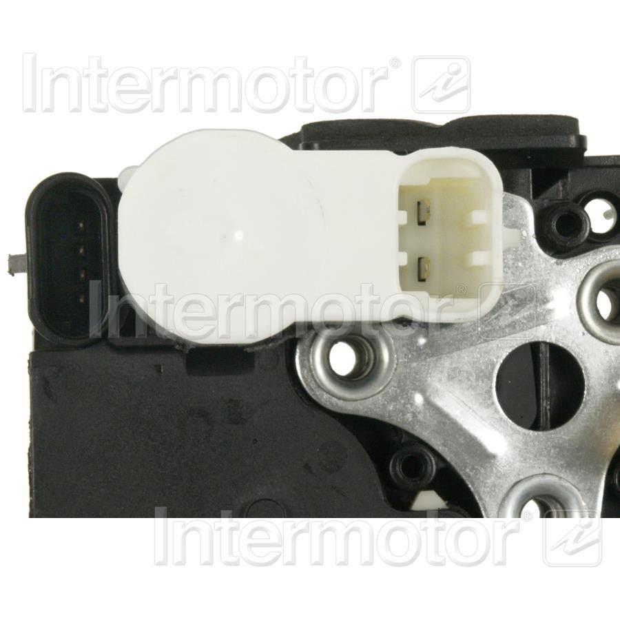 2006 Chevrolet Trailblazer Door Lock Actuator - Front Right (Standard Ignition DLA-334) & Chevrolet Trailblazer Door Lock Actuator Replacement (Four Seasons ...