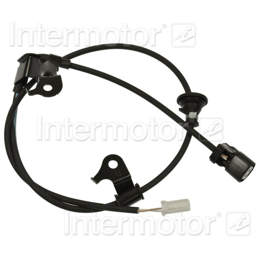 Abs Wheel Speed Sensor Wiring Harness Replacement  Acdelco