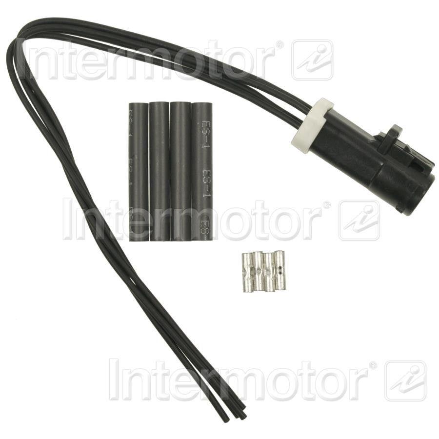 Throttle Position Sensor Ford Bronco: Throttle Position Sensor Connector Replacement (Dorman