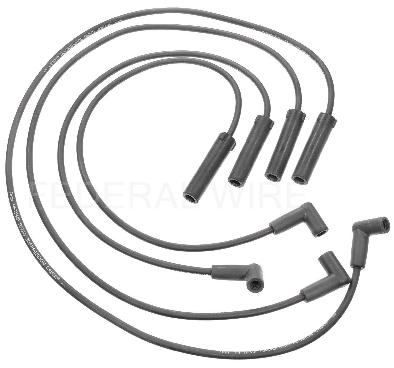 Spark Plug Wire Set Standard 27667