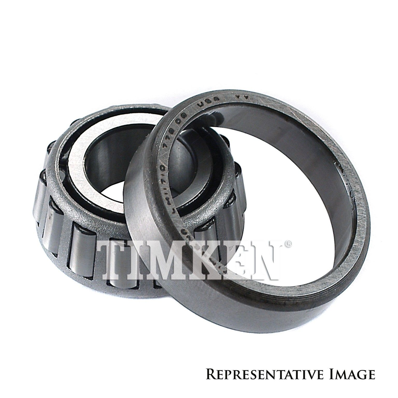 Ford F750 Wheel Bearing and Race Set Replacement (Timken