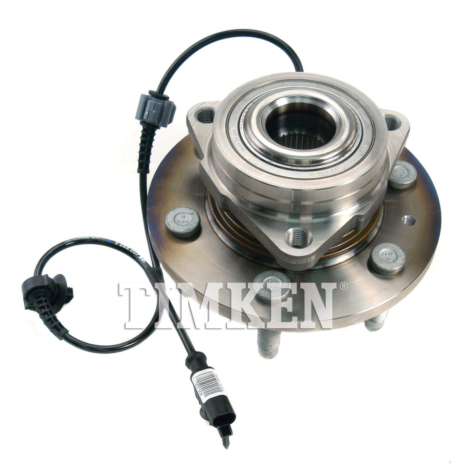 Cadillac Escalade Wheel Bearing and Hub Assembly Replacement