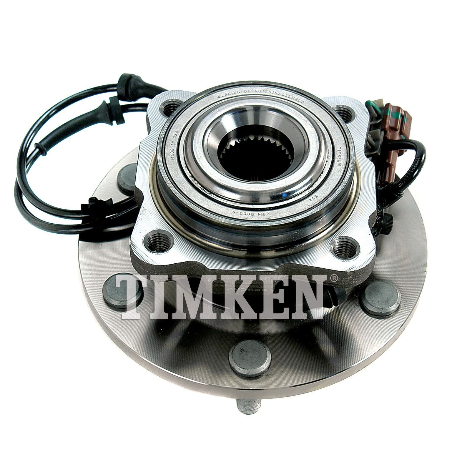 Infiniti QX56 Wheel Bearing and Hub Assembly Replacement