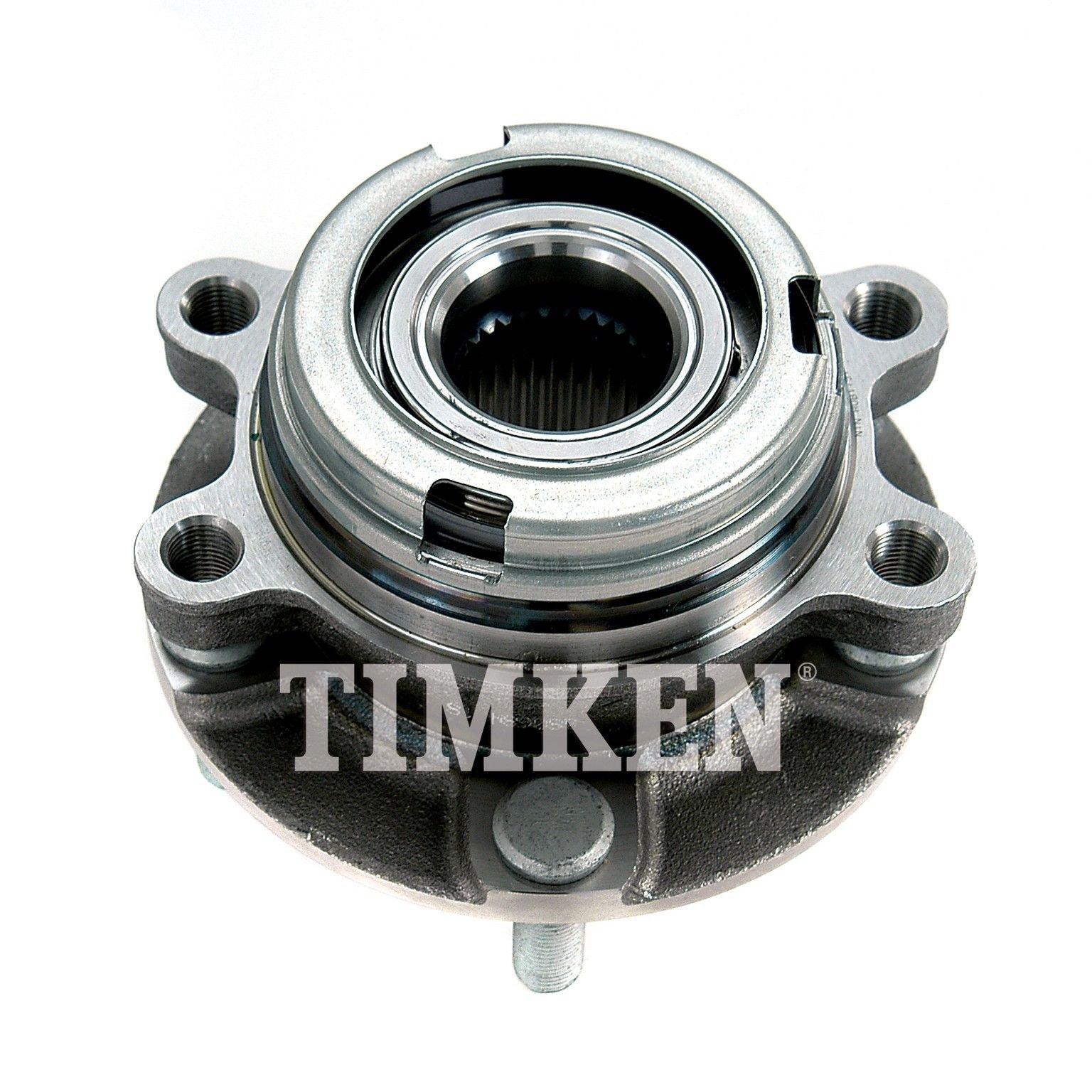 Timken HA590511 Wheel Bearing and Hub Assembly