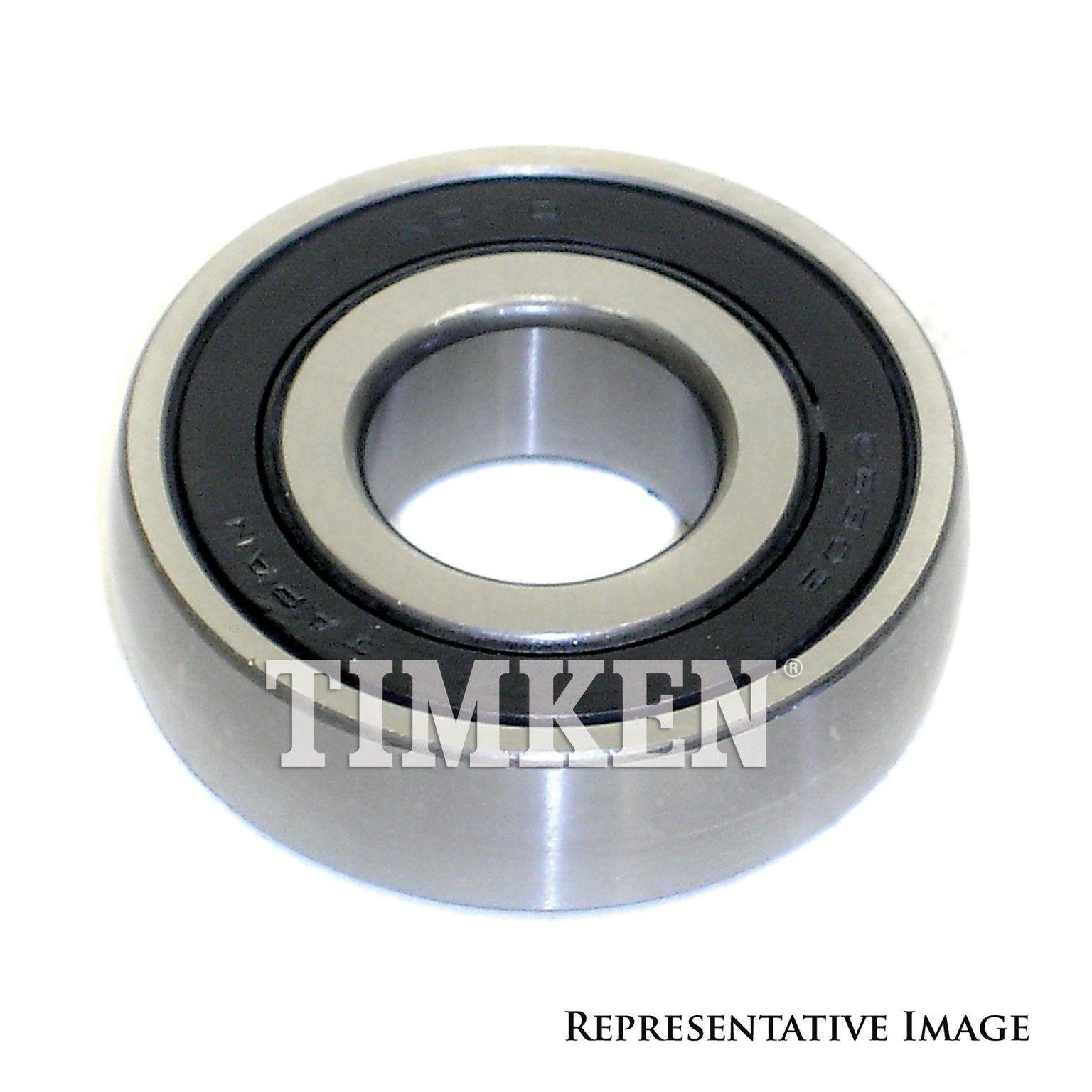 Toyota Land Cruiser Transfer Case Output Shaft Bearing Replacement 1979 Front Timken 308l