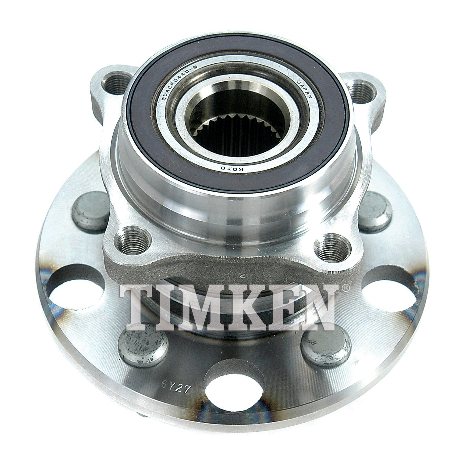 Lexus IS F Wheel Bearing and Hub Assembly Replacement (Beck Arnley
