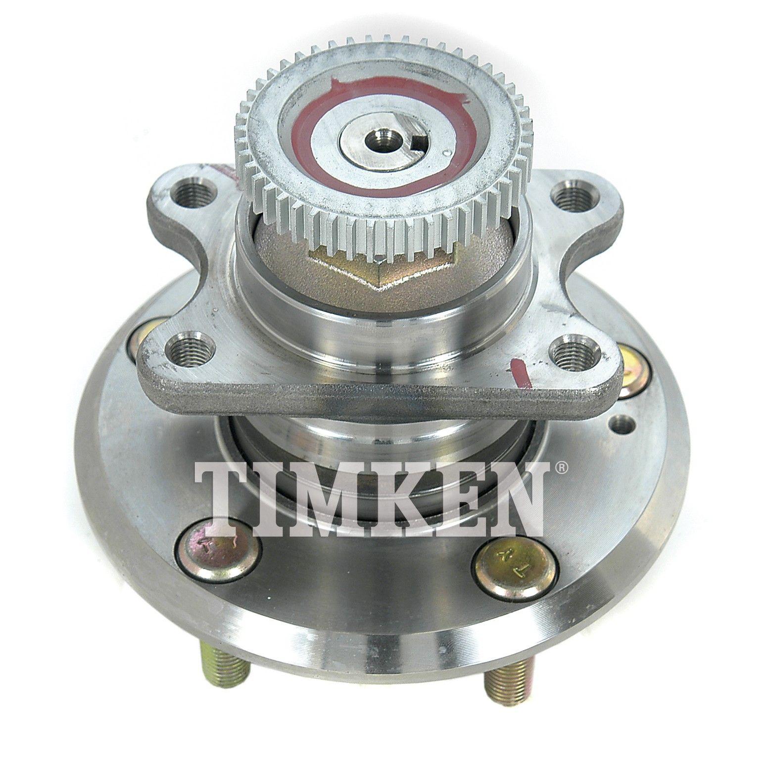 Centric 405.44006E Rear Wheel Hub and Bearing Assembly