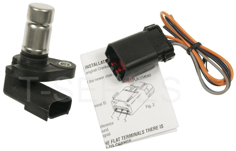 Dodge Avenger Engine Crankshaft Position Sensor Replacement Beck 1995 Diagram 4 Cyl 20l True Tech Pc34kt
