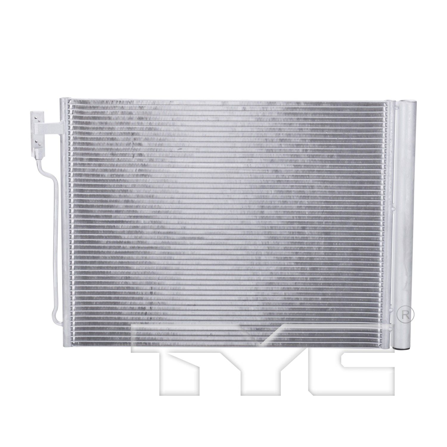 TYC 4242 BMW Replacement A//C Condenser