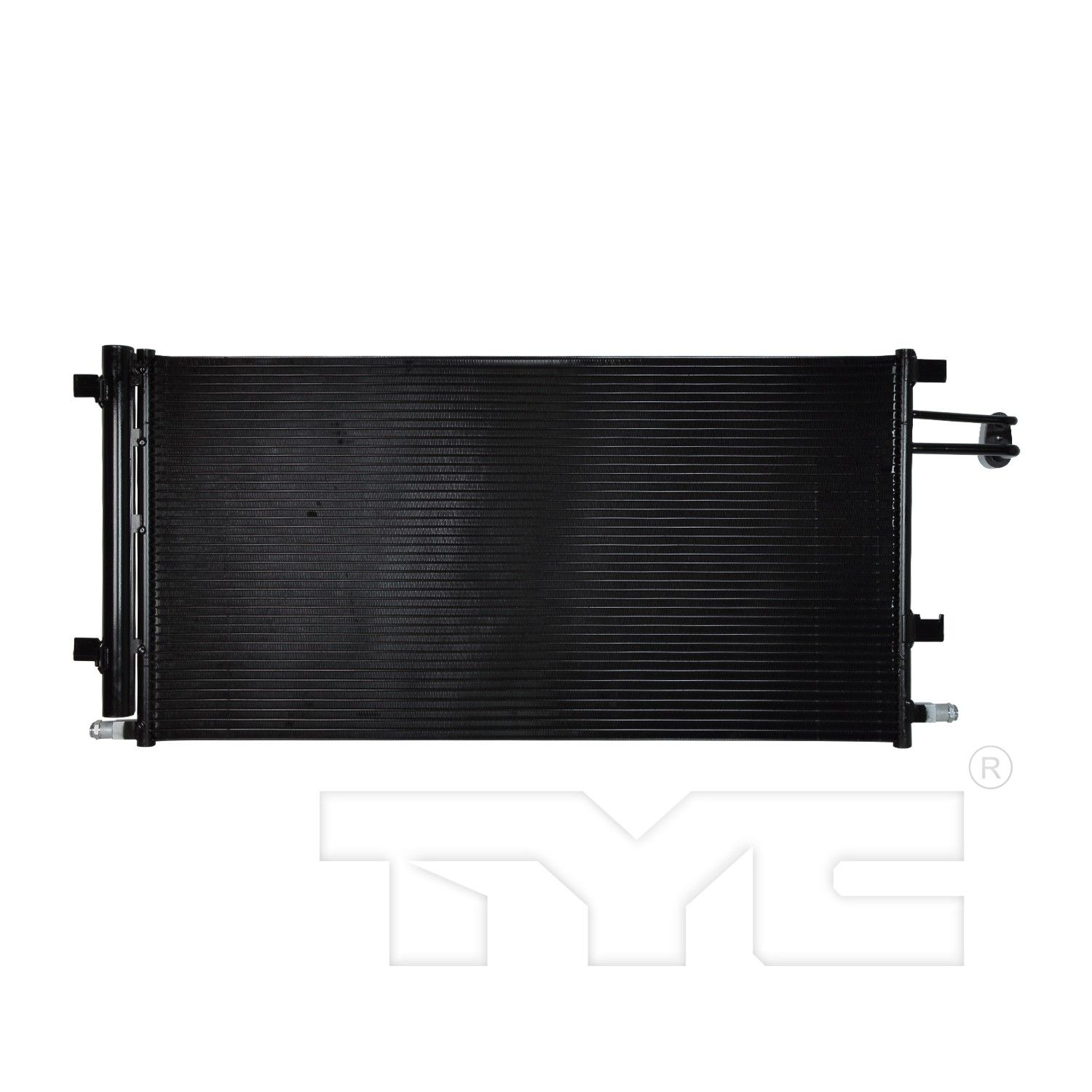 A//C Condenser Front TYC 4283