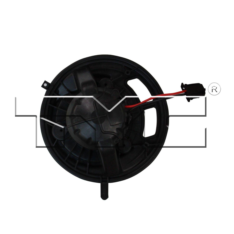 HVAC Blower Motor Front TYC 700165