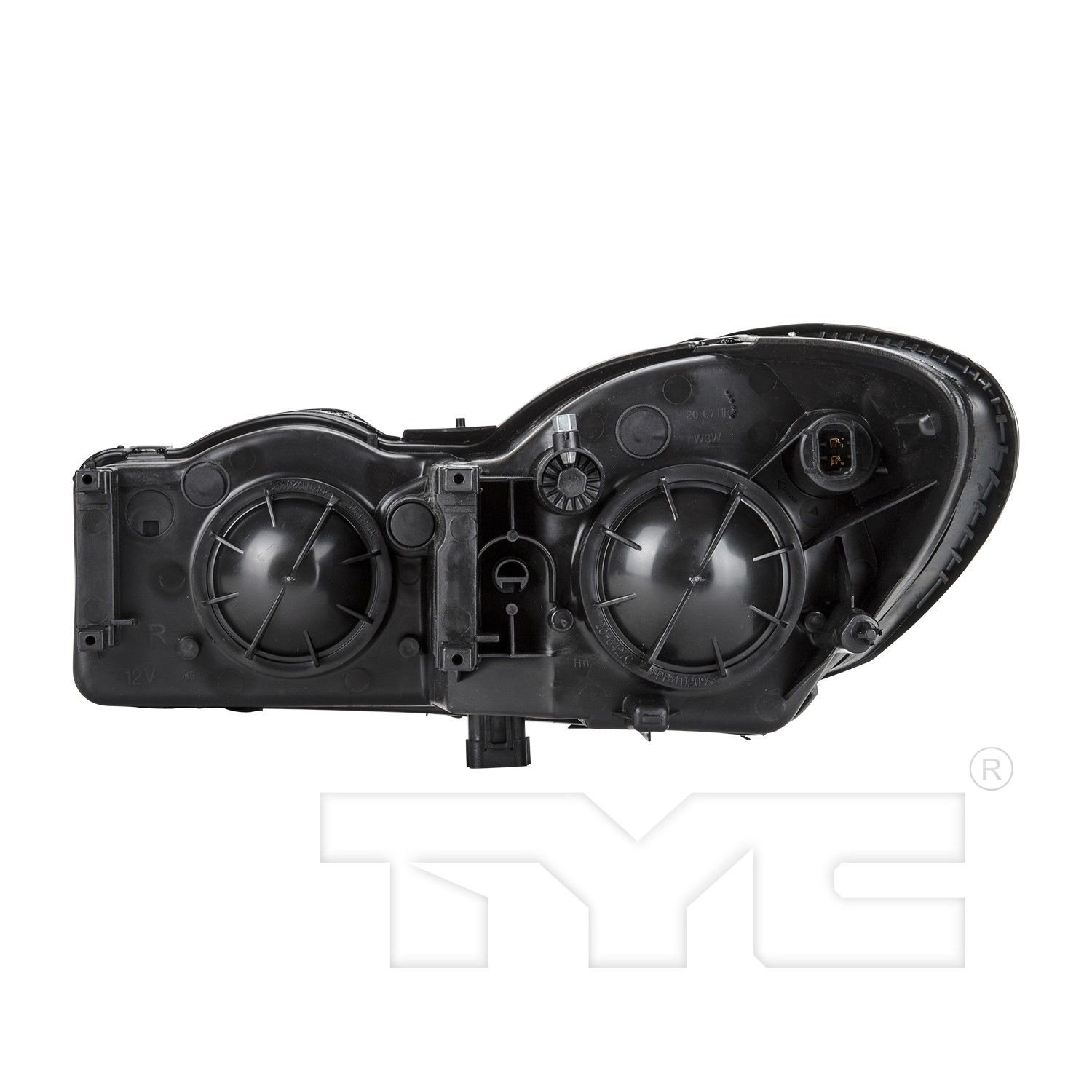 2005 Buick Lacrosse Headlight Embly Right Tyc Products 20 6711 00 1 California Proposition 65 Warning This Product Can Expose You To Chemicals