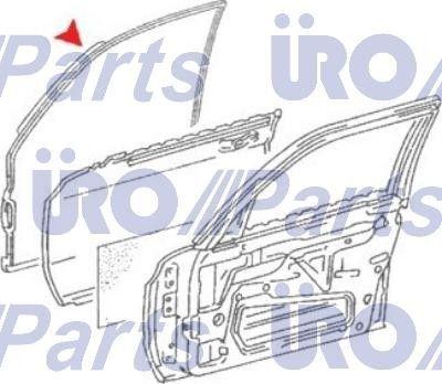 URO Parts XGA7927 Door Seal