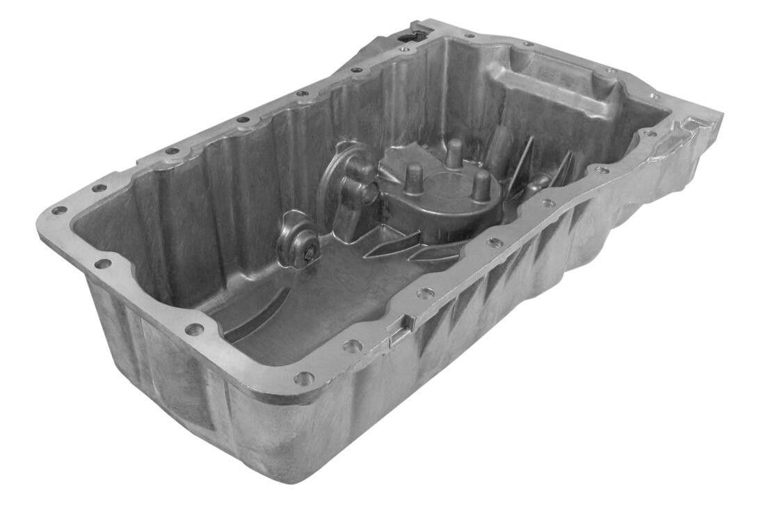 Volkswagen Beetle Engine Oil Pan Replacement (APA/URO Parts