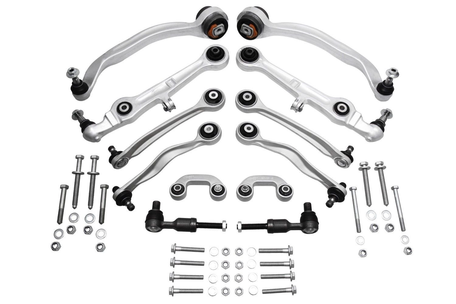 Audi A4 Quattro Suspension Control Arm Repair Kit Replacement (Meyle