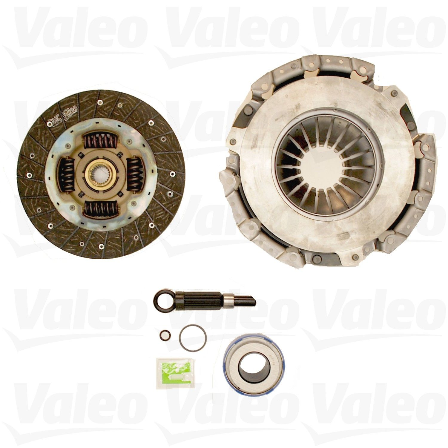 Ford Ranger Clutch Kit Replacement (Beck Arnley, Exedy, LuK, Rhino