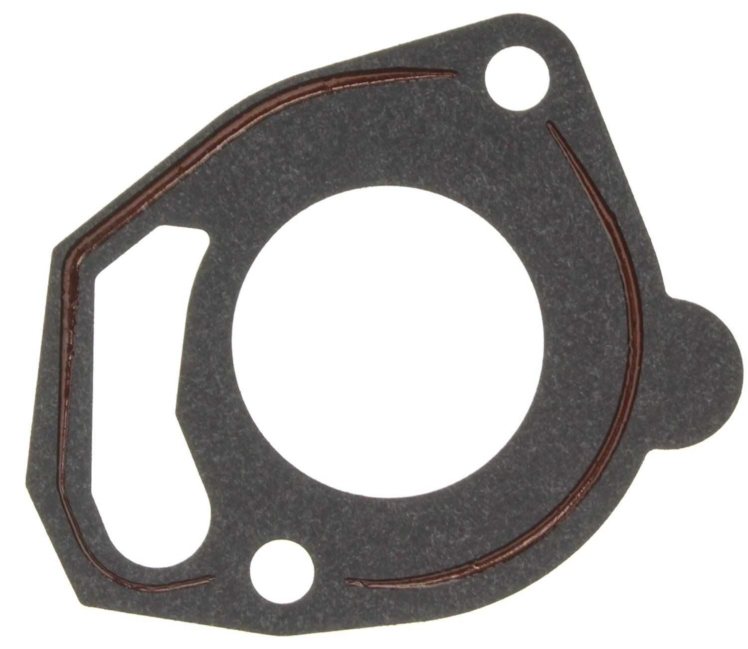 Jeep Wrangler Engine Coolant Outlet Gasket Replacement Felpro 1991 4 Cyl 25l Victor Gaskets C31312 Beaded Paper