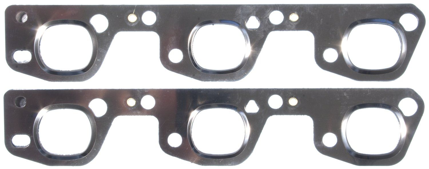 Jeep Wrangler Exhaust Manifold Gasket Set Replacement Felpro Mahle 2007 6 Cyl 38l Victor Gaskets Ms19687 Multi Layered Steel
